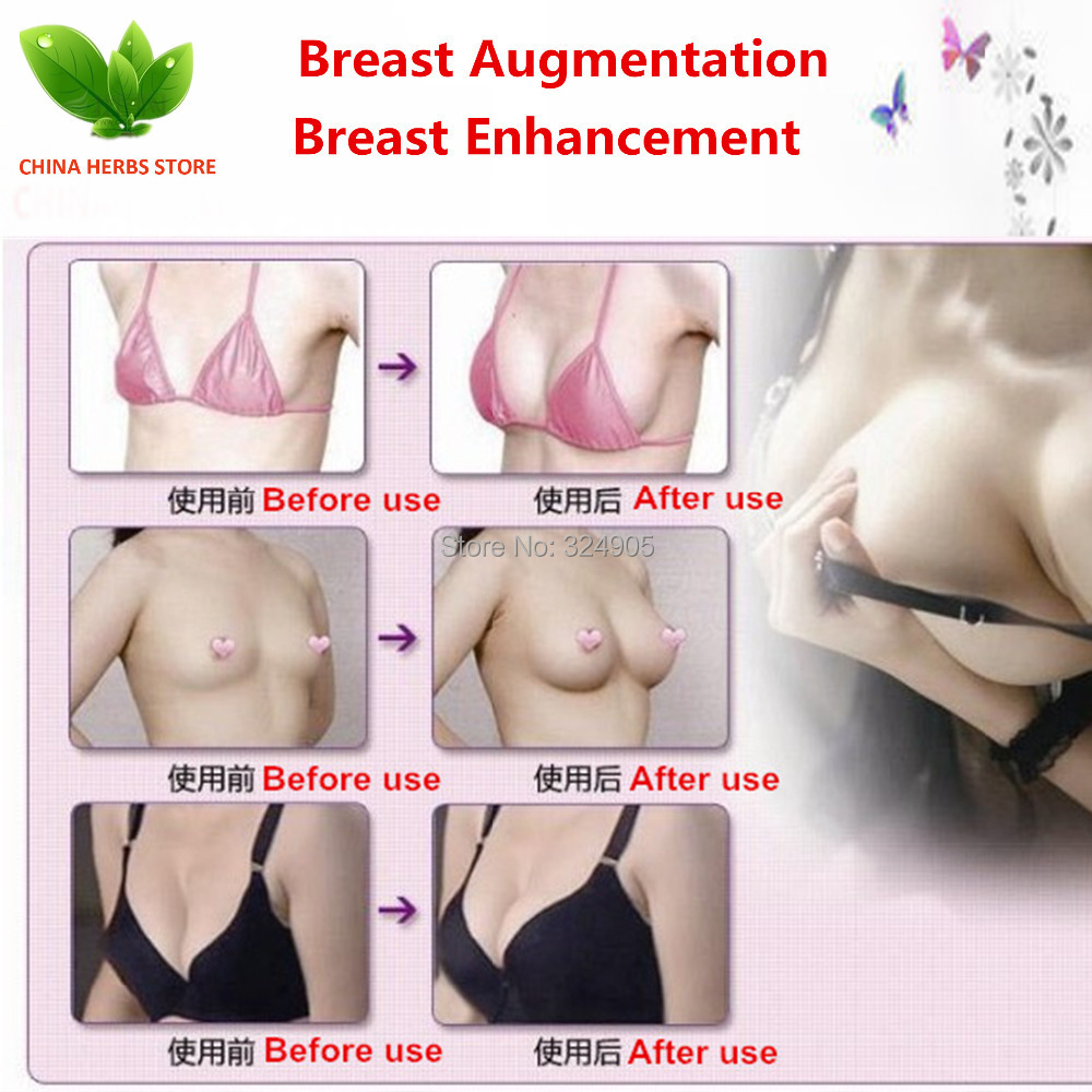 Boob enhancement cream