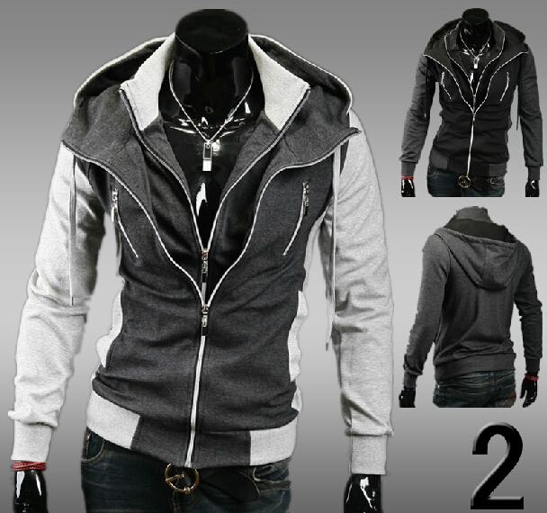 2014 new styles Men's Autumn winter cardigan Korean men's Hoodie Jacket . 14WY33 - Be Top Trading Co,.Ltd store