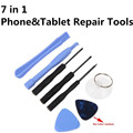 7 in 1 Repair Tools Kit Screwdriver Sucker Opening Pry Tool Set For iPhone For Samsung