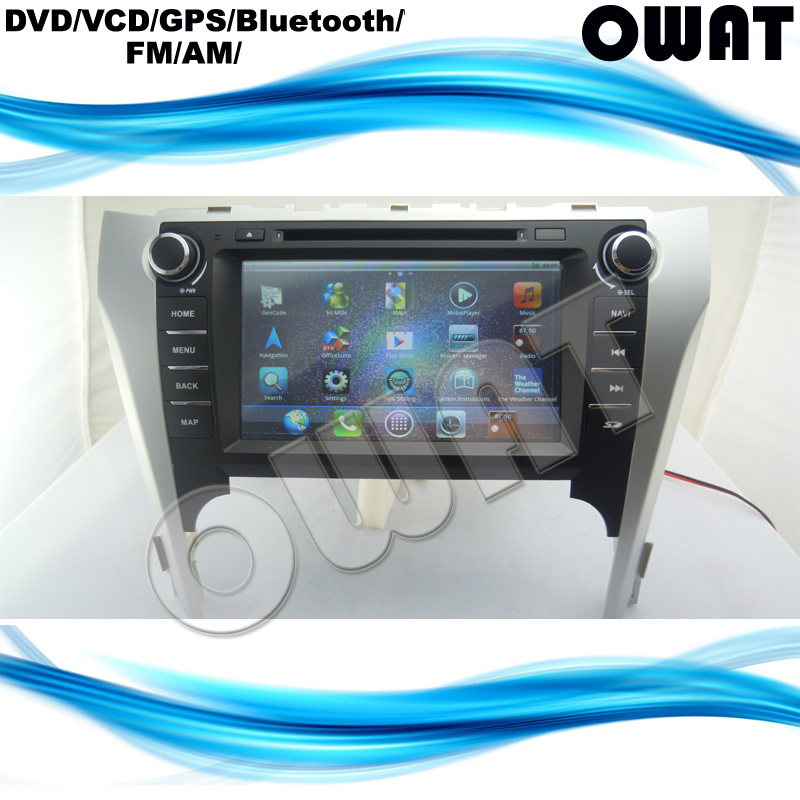 Pure Android Voice Command! DSP Effect! 8 inch Car DVD GPS Toyota Camry 2012 Free Wifi Dongle 800MHz 512MB RAM Toyota Camry 2012(China (Mainland))