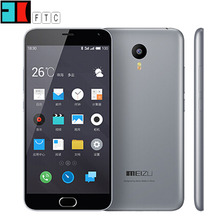 "Original Meizu M2 Note 4G FDD LTE Dual SIM Mobile Phone 5.5"" 1920X1080P MTK6753 Octa Core Android 5. Lollipop 2GB RAM 13MP GPS(China (Mainland))"