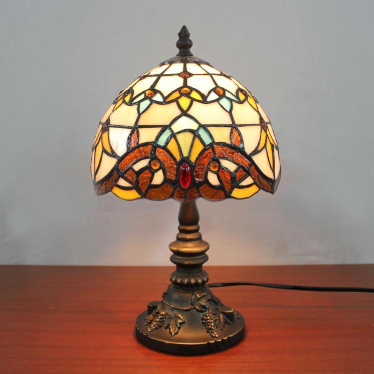 Achetez en gros baroque lampe de table en ligne des for Lampe de chevet baroque