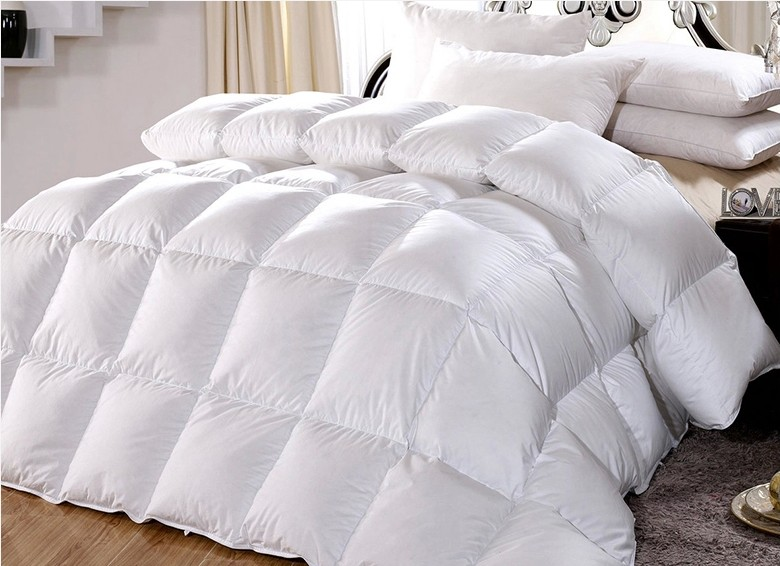 Duvet Filled White Goose Feather Amp Down Tog Value 7 5 For