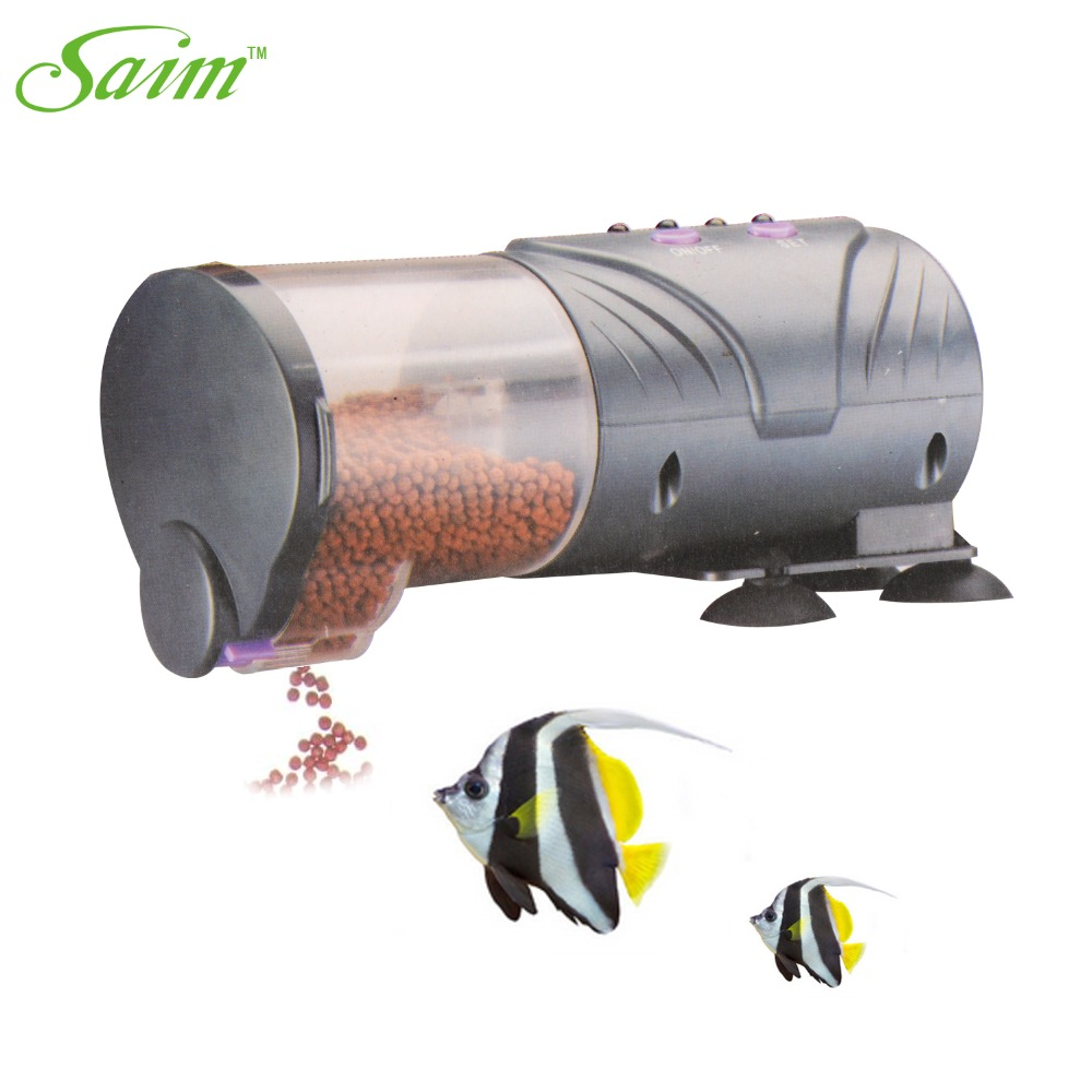 Aquarium fish tank auto pond floating digital small for Koi pond motors