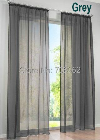 "2014 New arrivals German high density terylene yarn curtain Good quality sheer panels(59"" * 96"") 2PCS(China (Mainland))"