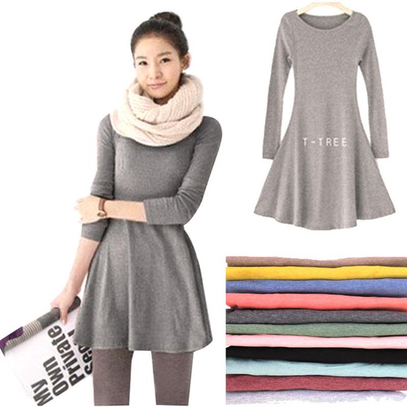 Online Get Cheap Women Clothes Spring Winter Dress -Aliexpress.com ...