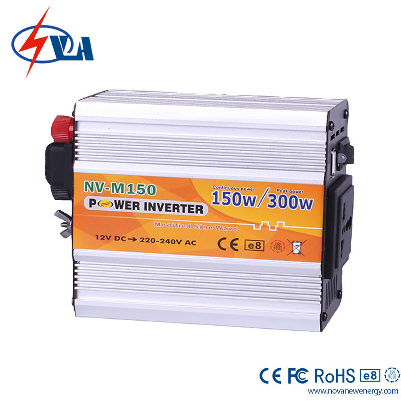 power inverter 150W / modified sine wave only  40% ship cost+100% reputation<br><br>Aliexpress
