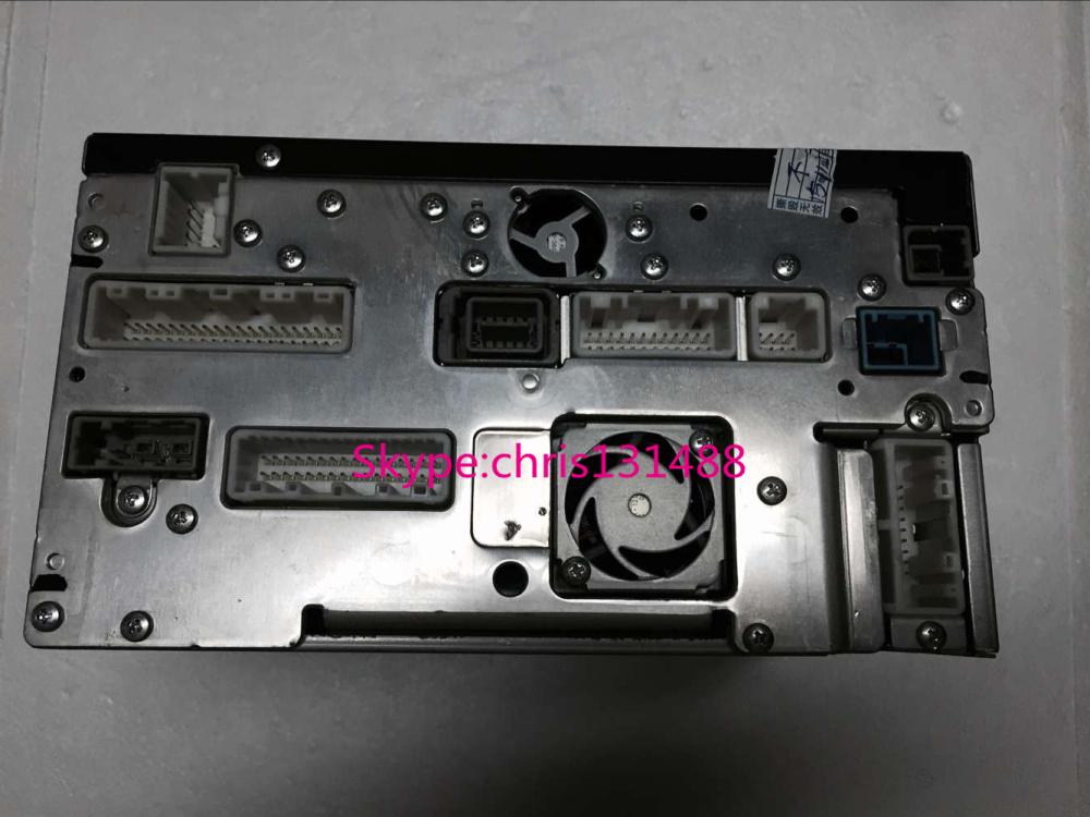 Ni-san Elgrand CONT ASSY-IT MASTER HDD car dvd navigation unit 25915 1AM9B NAU-3953K NAU-3421K UQY4794 made in Japan(China (Mainland))