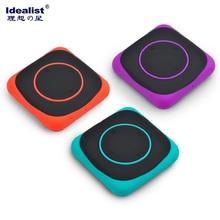 Idealist Ultrathin Mini 4GB MP3 Clip Music Player Sport MP3 Player Mini Clip Design Digital LED Light Flash MP3 Music Player(China (Mainland))