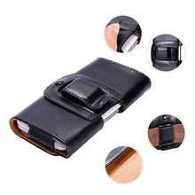 Buy 360 Rotation Universal PU Leather Case Flip Cover HOMTOM HT3 5 inch mobile phone Cases Pouch Bag Belt-Clip Holster for $5.59 in AliExpress store