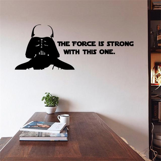 Star Wars Wall Sticker