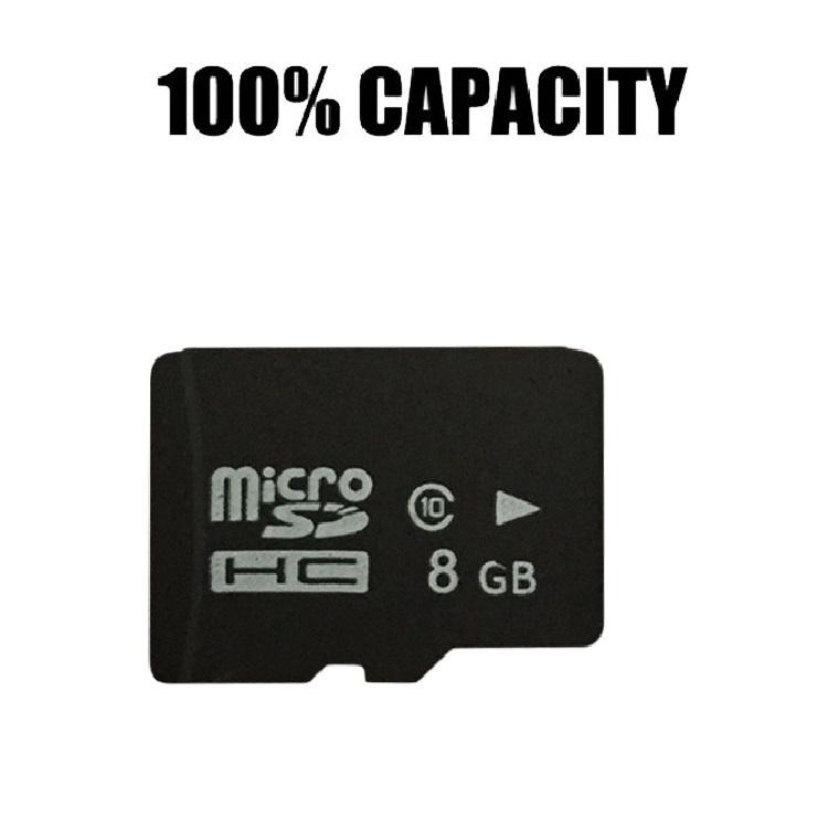 All Real 4GB 8GB 16GB Micro sd Card class 6 class10TF card  Memory Card free card reader + adapter