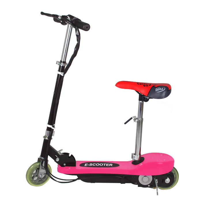 Mini small electric mini electric bicycle electric toy car adult scooter folding electric bicycle send strap
