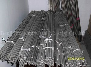 AMS 4928 Titanium bar MOQ: 10kgs(China (Mainland))