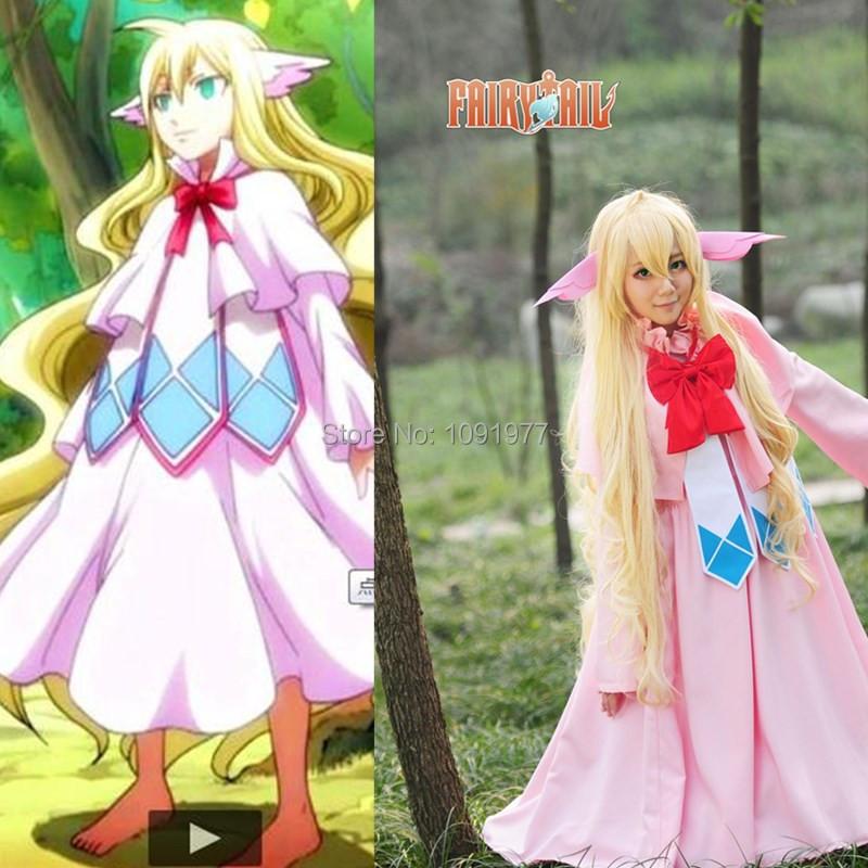 Anime Fairy Tail Mavis...