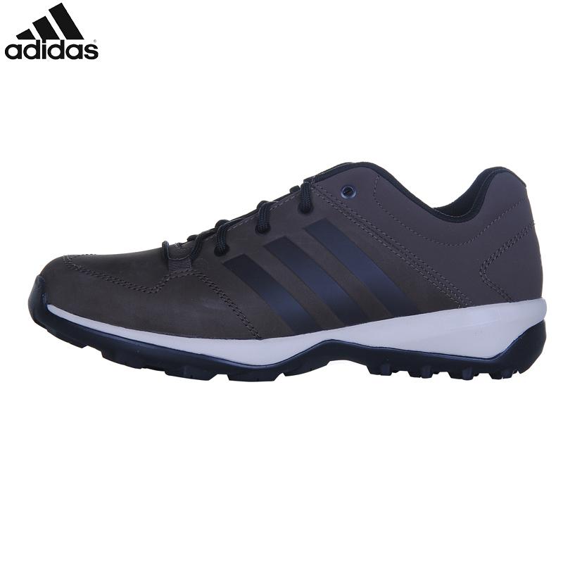 100% Original 2015 New Adidas DAROGA PLUS LEA Casual Men's Cross Country Running Shoes Spring B27270/B27271 Free Shipping(China (Mainland))