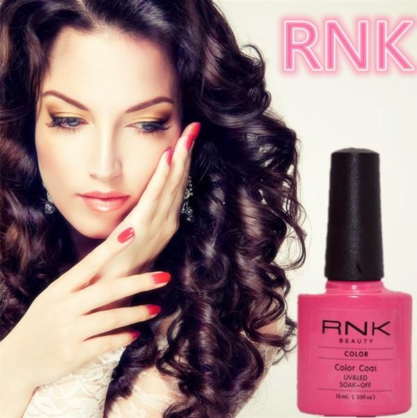 79 colors 5pcs/lot hight quanlity nail polish manufacturers RNK soak off uv gel polish(China (Mainland))
