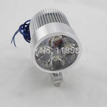 LED Spot Fog Lamp CREE Driving Passing Light For Car Boat Motorbike GY6 Scooter bikes ATV