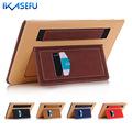 IKASEFU MINI 4 Filp For Apple ipad mini 4 Case PU Leather For Ipad mini4 Stand