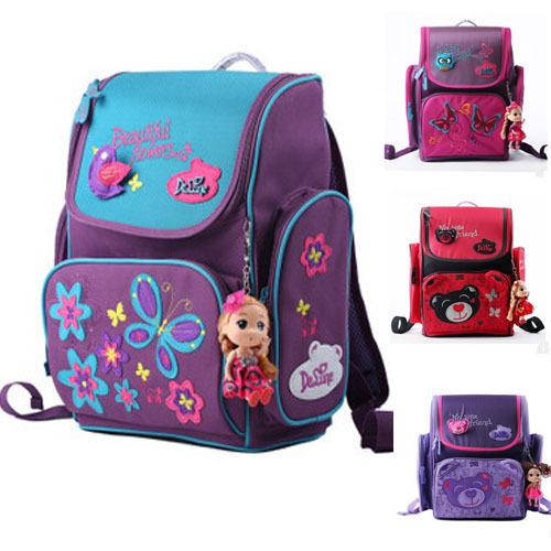Школьный рюкзак 4 2015 Mochila Infantil 0017
