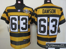 ALL Style Signature ! New arrival,Pittsburgh Steelers 83 Heath Miller 84 Antonio Brown 86 Hines Ward 92 James Harrison()