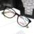2016 NEW Round Eyewear Large Frame Eyeglasses TR 90 Flexible Optical Glasses Frames for Girls and Boys
