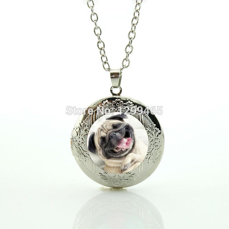 Pet Locket Necklace