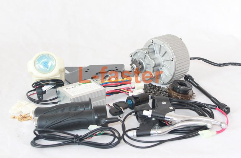 Buy 24v36v 450w Electric Motor Kit