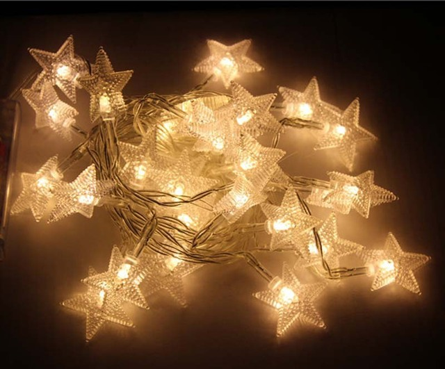 10m led light string strip fairy lights for wedding xmas party home decoration 100 pearl stars.jpg 640x640