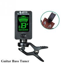 JOYO Fzone Clip-on Electric Tuner for Guitar Chromatic Bass Violin Ukulele Universal Portable Guitar Tuner(China (Mainland))