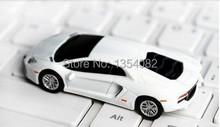 pen drive sports car 4gb/8gb/16gb/32gb bulk metal car usb flash drive flash memory stick pendrive gift free shipping(China (Mainland))