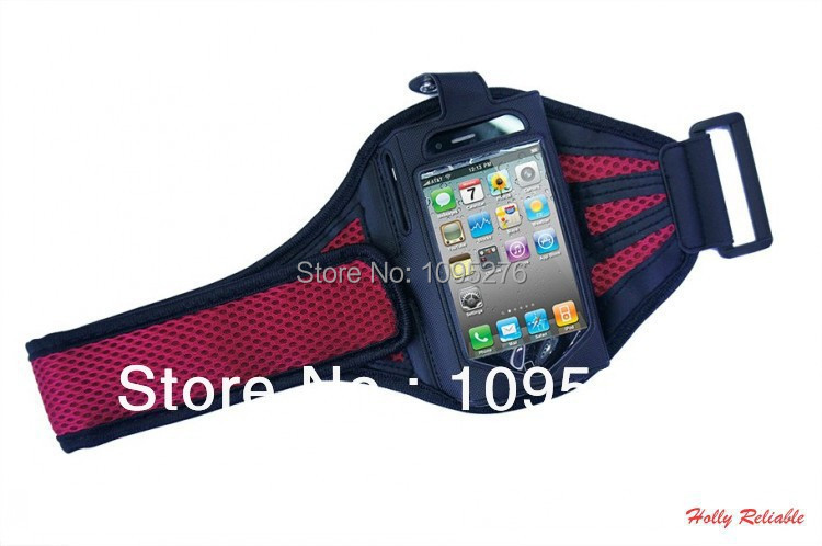 New Fashion Sport Gym Running Arm band Case Cover Apple iPhone 4 4G 4S ipod Touch case - YZC Electronic Speciality Store store