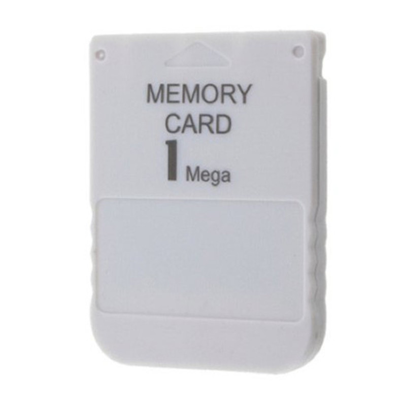 Best Price Special Offer White 1MB 1M Memory Save Saver Card For Sony Performance For Playstation One For PS1 PSX Game System(China (Mainland))