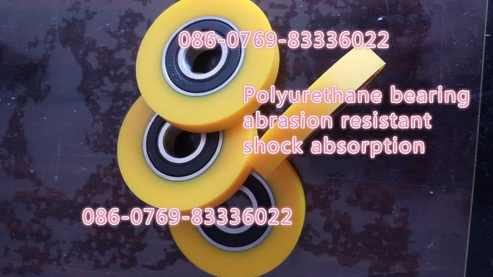 Polyurethane bearing using in web press pad printer UMB6001RS 12*45*8(China (Mainland))