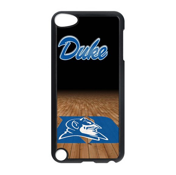 Printed Image NCAA Duke Blue Devils Shock Resistant Hard Plastic Case Cover Apple iPod Touch 5 5th Generation - Genuine grace store