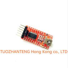 Бесплатная доставка FT232RL FT232 FTDI USB 3.3 В 5.5 В для TTL Модуль Последовательной Адаптер Мини-Порт(China (Mainland))