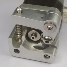 3D printer parts Reprap Printrbot aluminum extruder DIY direct drive Extruder kit set no motor compact