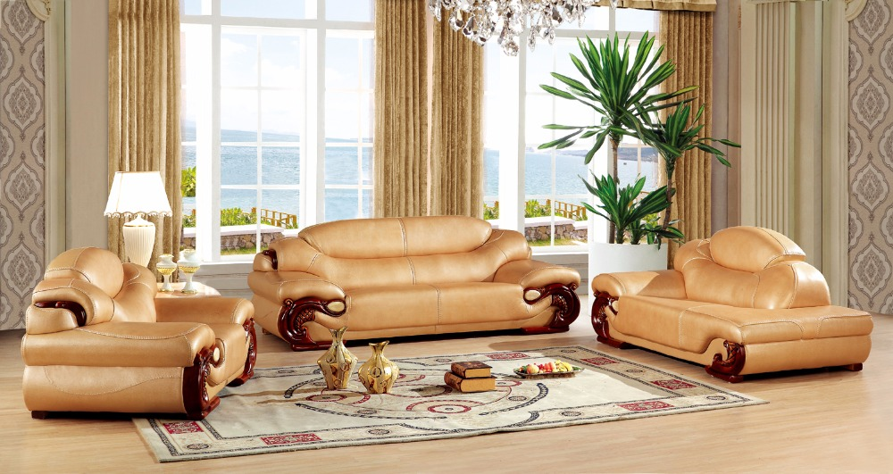 Online get cheap sectional sofa alibaba for Canape cuir italien luxe