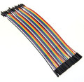 Female male Dupont line 40pcs 20cm jumper wire Dupont cable For arduino