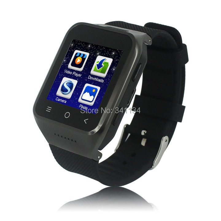 2015 new 3G ZGPAX smart Watch Phone MTK6572W Dual Core 1.2GHz smartwatch Android 4.4 512MB 4GB GPS 3G(China (Mainland))