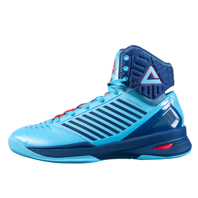 PEAK SPORT New Original Basketball Shoes For Men Outdoor Sports High Top Breathable Sneakers ...