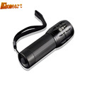 mini LED Flashlight High quality black light Torch light 2000lm Strong Lumens Zoomable Penlight Lanterna
