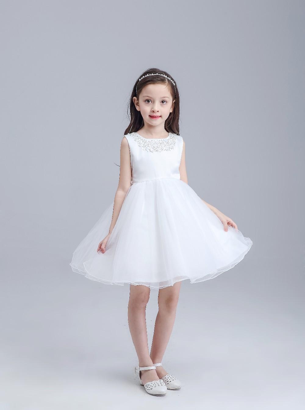 Vestido Daminha de Casamento