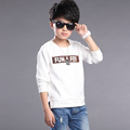 2016 Spring Children Clothing Boys Sweater Brand Cotton Casual Big Boys Sweaters Kids O Neck Pullover