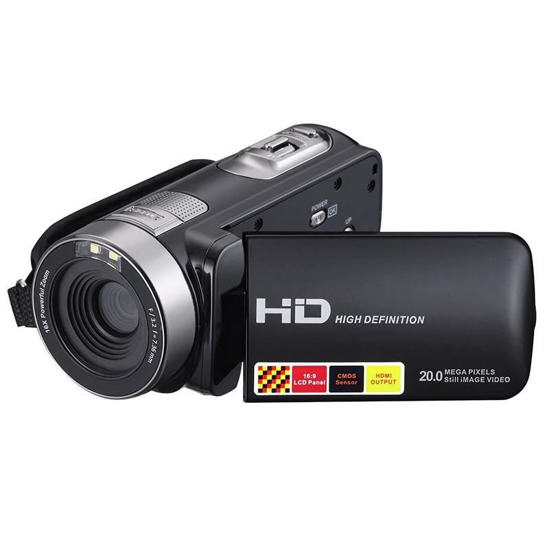 1080P Night Vision Digital Camera Recorder Camcorder DV DVR 3.0/'/' LCD 16x Zoom