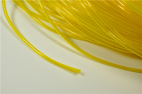 3.3 Feet (1 meter ) Fuel Line Hose Gasoline Fuel Pipe D5*d3mm-Yellow Color(China (Mainland))