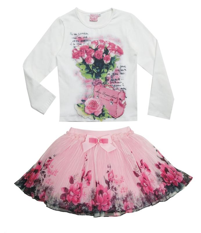 Комплект одежды для девочек 2016 ,