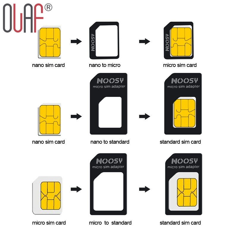 4 in 1 Nano SIM Card Adapters Micro SIM Adapters Standard SIM Card Adapter Eject Pin For iphone 4 4S 5 6 6S All Mobile Phones(China (Mainland))