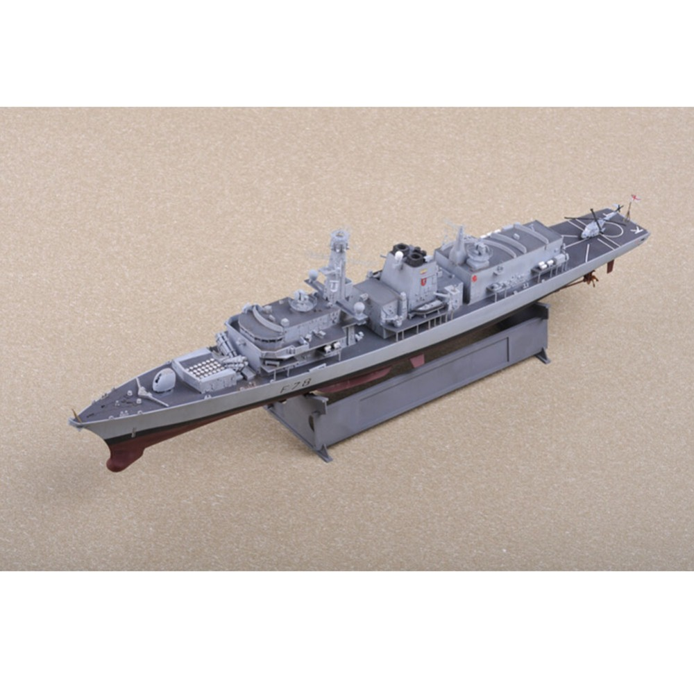 1x High Quality Trumpeter Military 1/350 Scale HMS Kent F78 Type 23 British Frigate Model Toys<br><br>Aliexpress