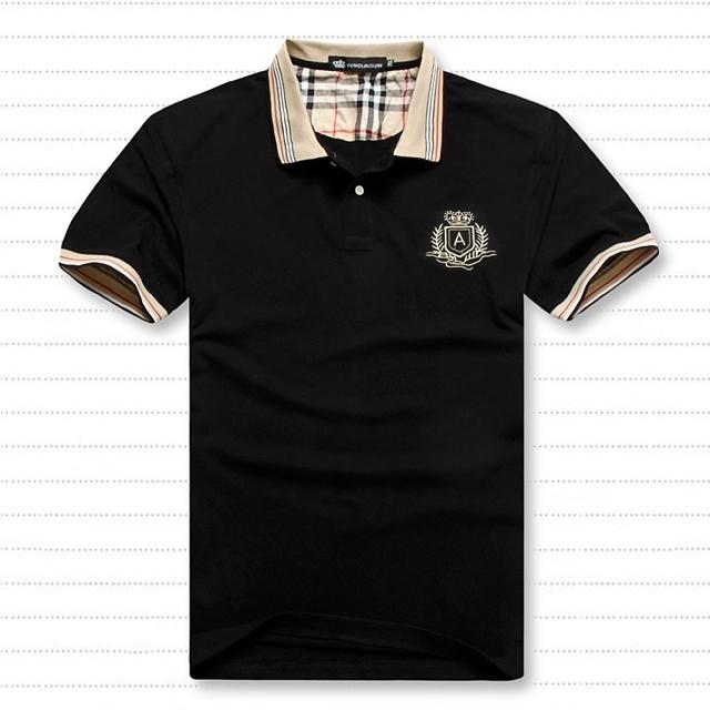 Plus Size Adult Short Sleeve Burgundy Polo Shirts - Sizes